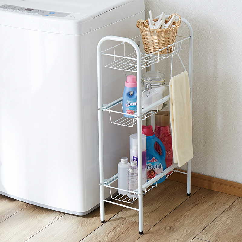 Laundry Side Rack