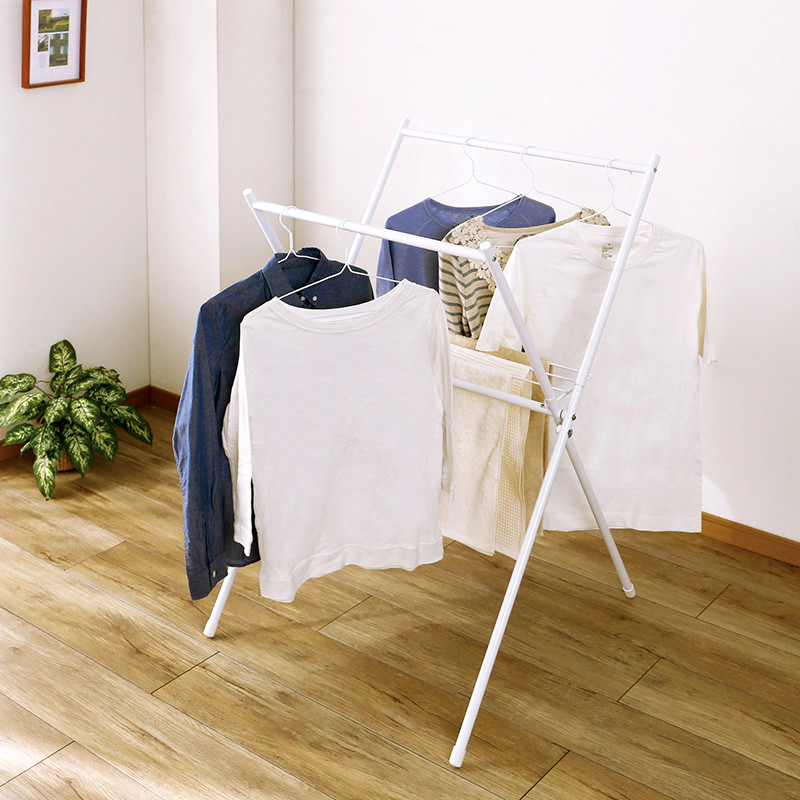 Laundry Stand (Compact X-Type)