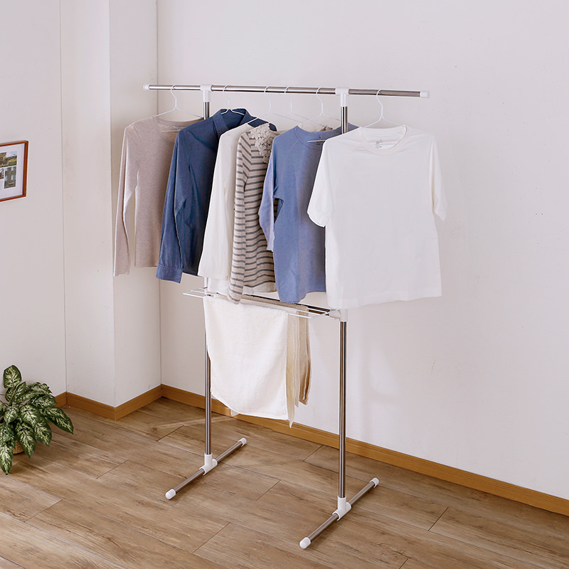 Laundry Stand (Stainless T-Type)
