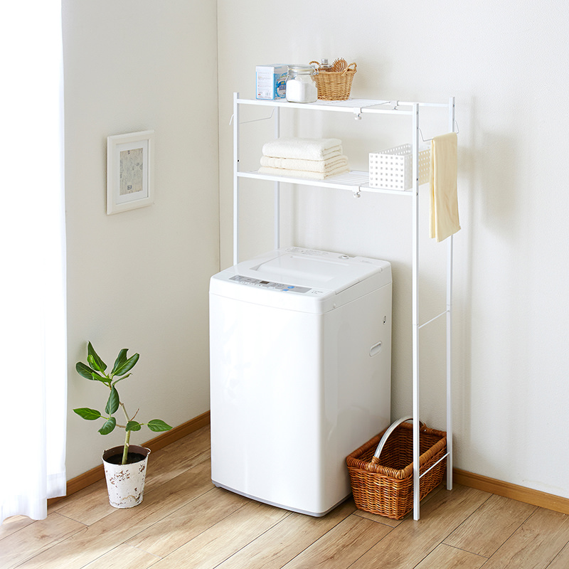 Square Pipe Laundry Rack